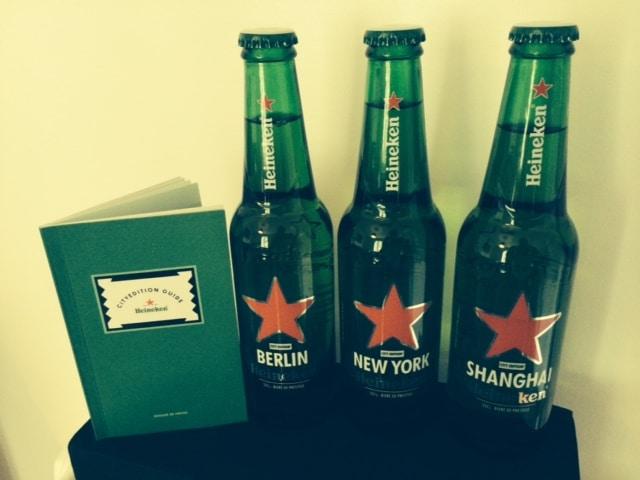 Heineken City Edition