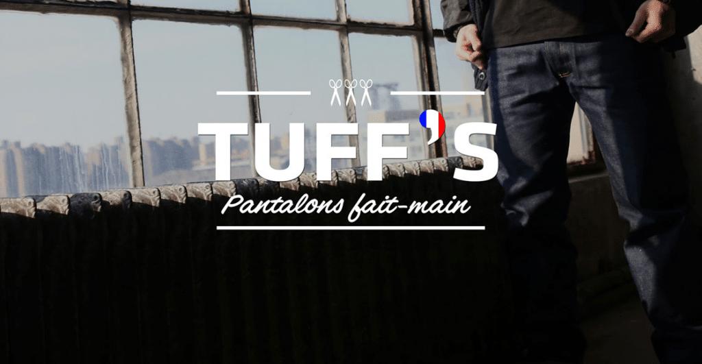 Jeans tuffs Français