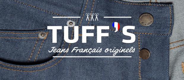 Jeans Tuff's fabriquant de jeans à Florac en Lozère
