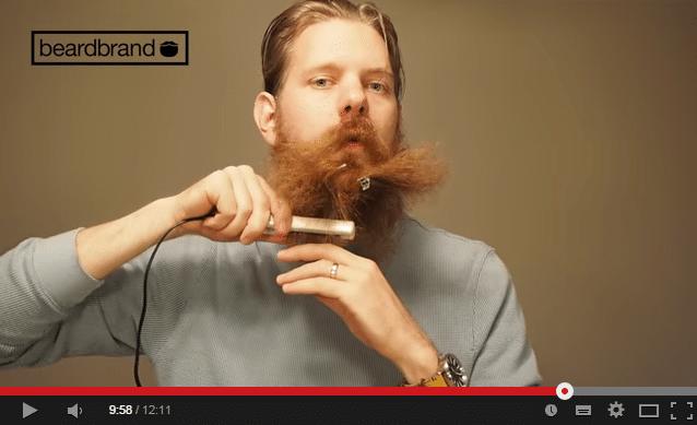 comment avoir une barbe lisse l 39 homme tendance. Black Bedroom Furniture Sets. Home Design Ideas