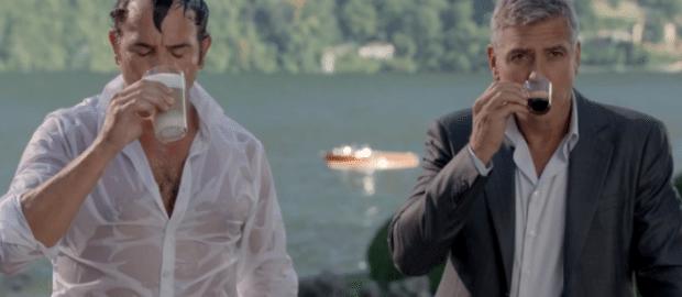 Nouvelle publicité Nespresso avec Jean Dujardin