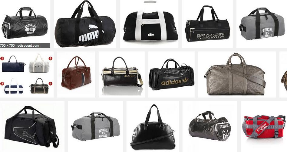 sac de sport pour homme accessoire important l 39 homme tendance. Black Bedroom Furniture Sets. Home Design Ideas