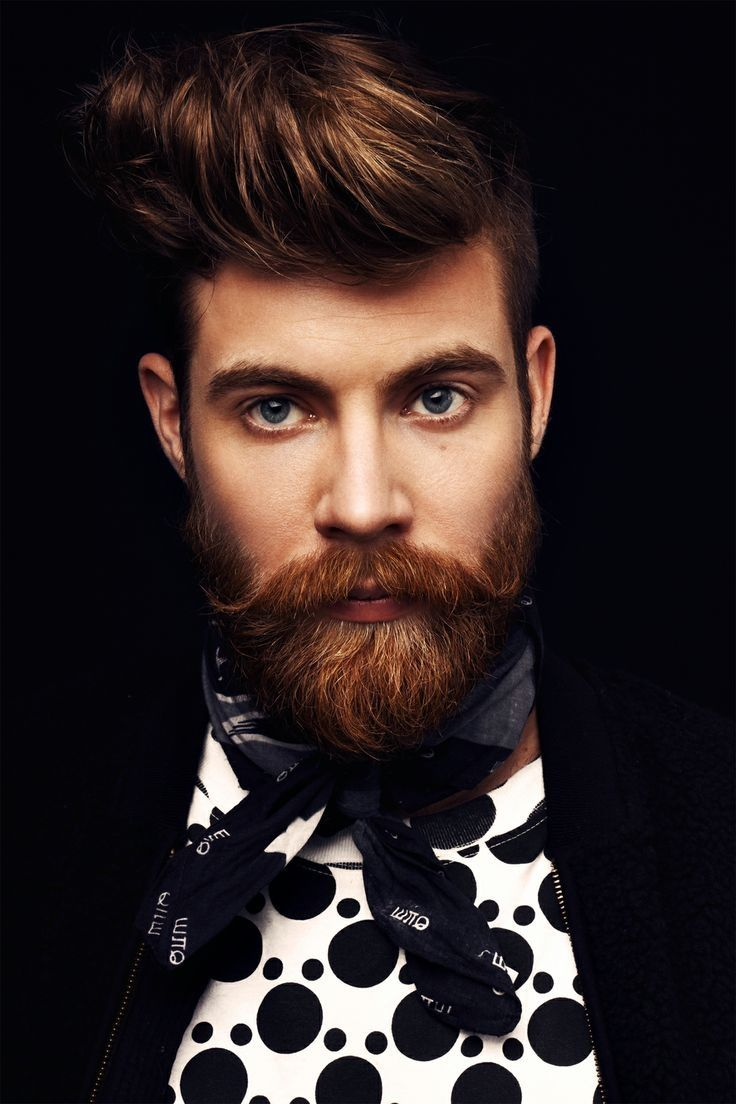 Bien-aimé Un style de barbe: le style hipster ! - L'Homme Tendance PN32