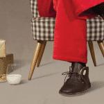 Monsieur Moustache: Chaussures et chaussettes pour hommes tendances