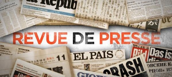 La revue de presse homme tendance de la semaine 01 l 39 homme tendance - Tendance des journaux ...