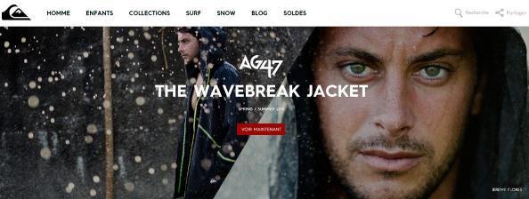 Quiksilver | Marque de Surf & Snowboard depuis 1969
