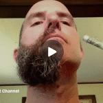 La barbe magique de Ben Garvin en vidéo