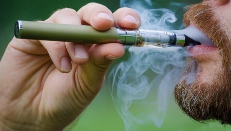 e-cigarette vapoter bio