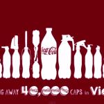 Coca Cola donne une nouvelle vie à ses bouteilles