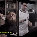 Ils ont comparé deux concepts de barbiers bien différents