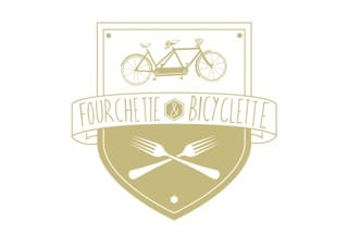 Fourchette et bicyclette