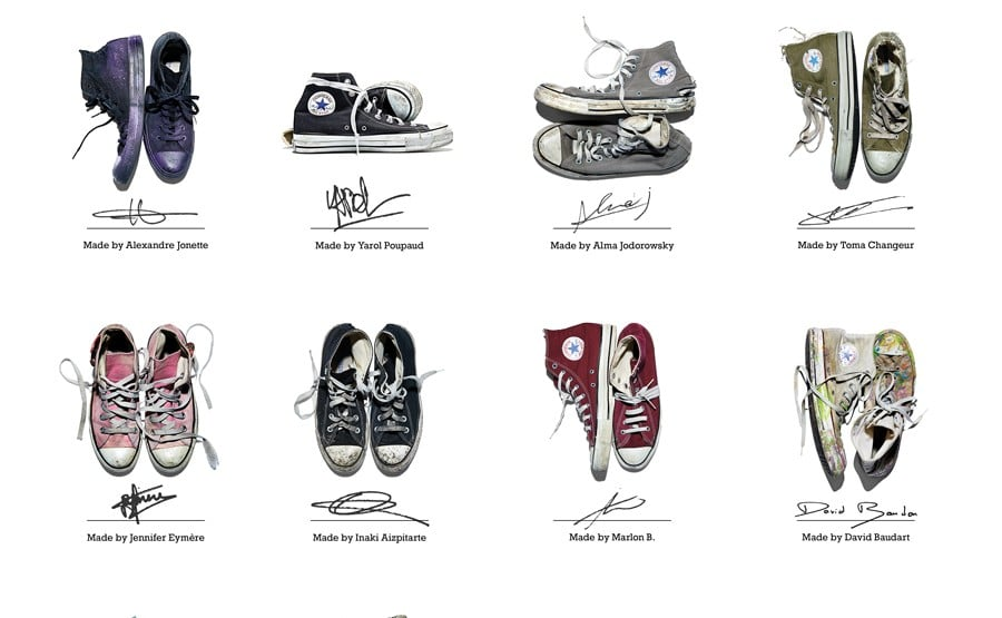 Converse All Star Campagne Made by You