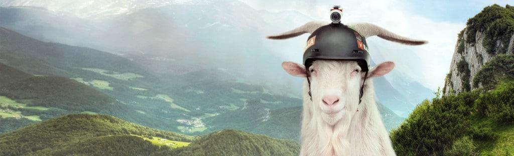 Bandit, la nouvelle caméra d'action de TomTom