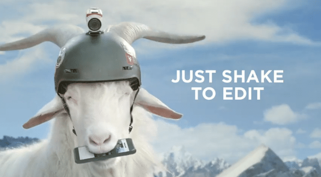 TomTom Bandit - Just Shake to Edit