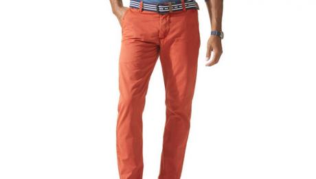 Chino pantalon pour hommes tendances