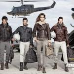 AERONAUTICA MILITARE: la mode homme s'envoie en l'air
