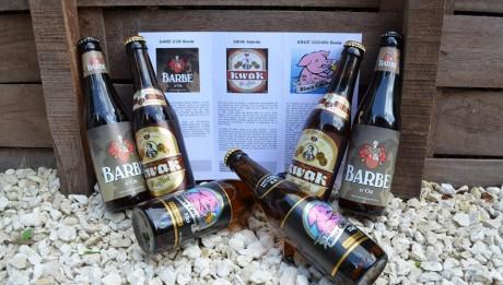 Coffret de bières belges