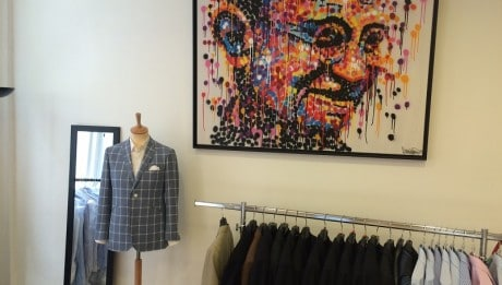 The French Tailor: Chemises homme sur-mesure