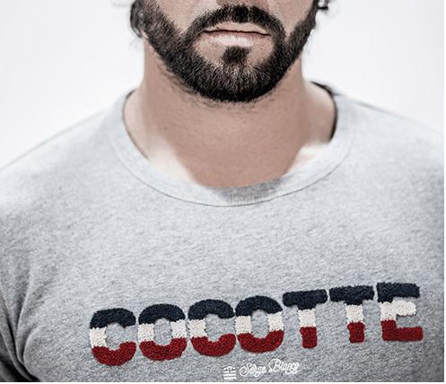 SWEAT COCOTTE par Serge Blanco