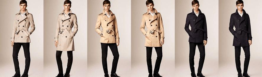 Trench-coat Burburry