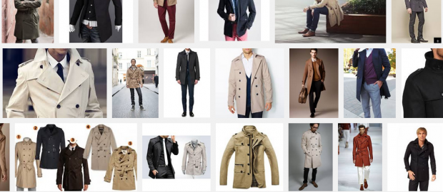 Choisir son trench coat homme