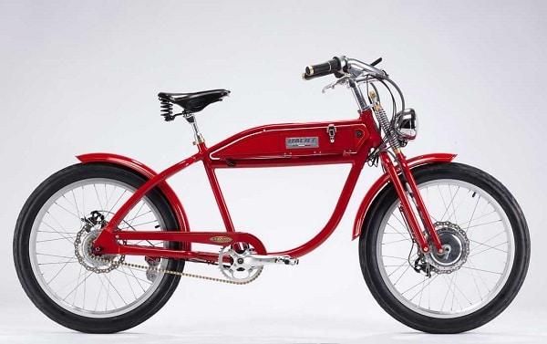 Vélo électrique Ascot sport / e-byke, Italjet / Prix: 4580€