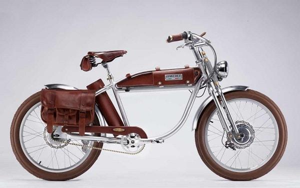Vélo électrique Ascot / e-byke, Italjet / Prix: 3960€