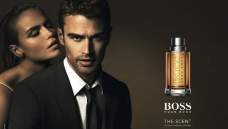 The Scent d'Hugo Boss