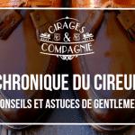 La Chronique du cireur !