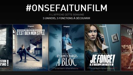 #ONSEFAITUNFILM