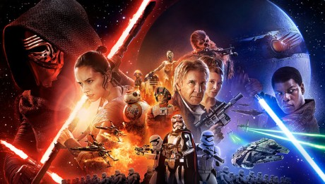 Affiche, poster du film Star Wars 7