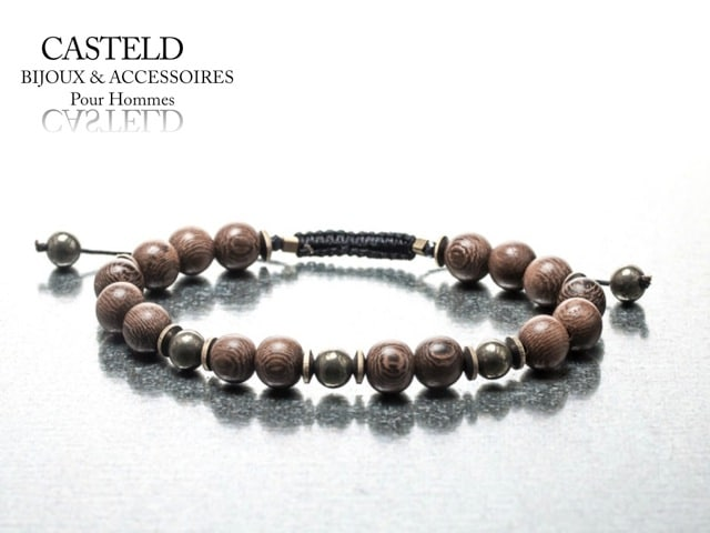 bracelet perle homme tuto