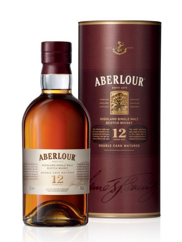 Le Whisky Aberlour 12 ans d'âge