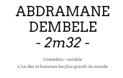 Abdramane Dembele