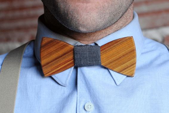 WoodenBowties fr n u0153ud papillon en bois tendance (Interview) L'Homme Tendance # Noeuds Papillon En Bois