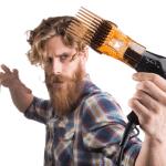 Sécher et lisser sa barbe en toute simplicité avec Xculpter