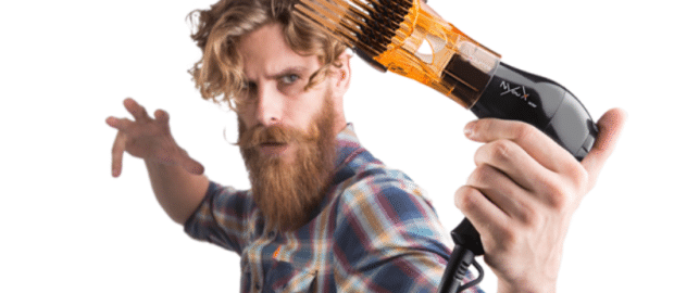 Xculpter Wild Homme pensé spécialement pour la coiffure masculine