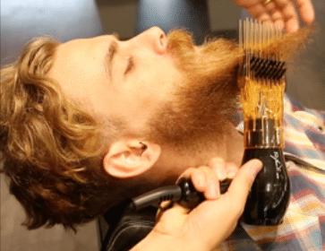 Xculpter Wild Homme pour lisser la barbe en quelques instants