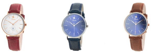 Montre homme Charlie