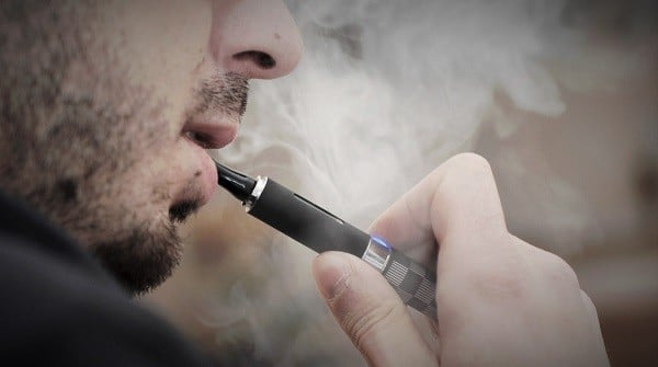 Phénomène de la cigarette électronique