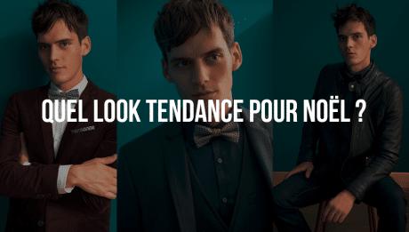 look homme tendance pour noel