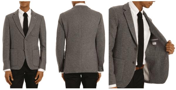 Les vestes pour les hommes