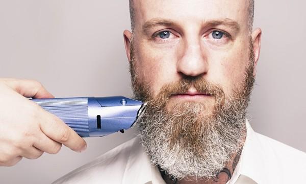 Tondeuse à barbe pour homme
