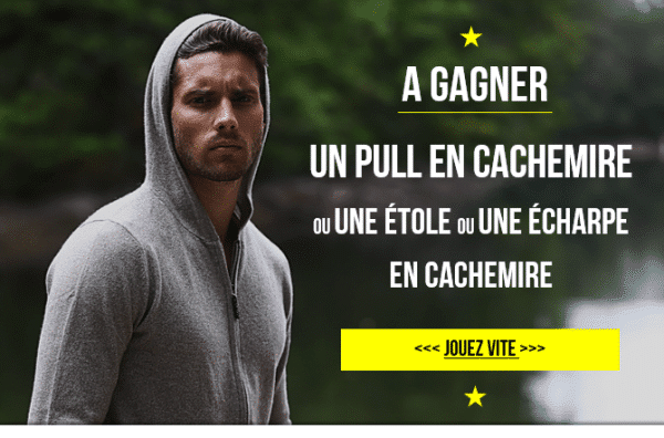Jeu Concours RueDuCachemire.com