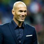 Zidane entraîneur sur un banc d'essai royal