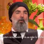 «C'est mon choix» de porter la barbe