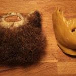 Se raser la barbe à la cire