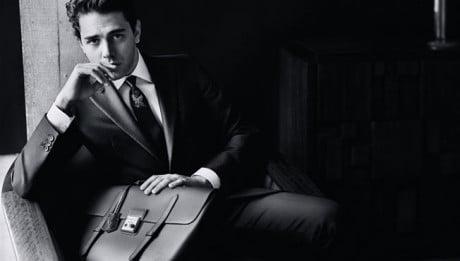 Xavier Dolan pour Louis Vuitton