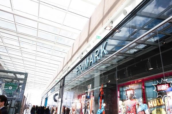 Primark dans le centre commercial QWARTZ