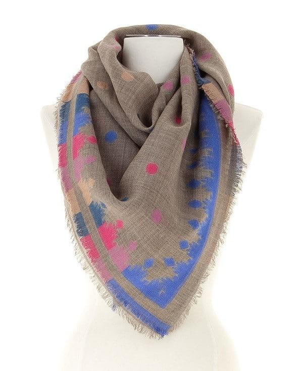 foulard femme Diwali Paris, modèle Shôgun: 79€